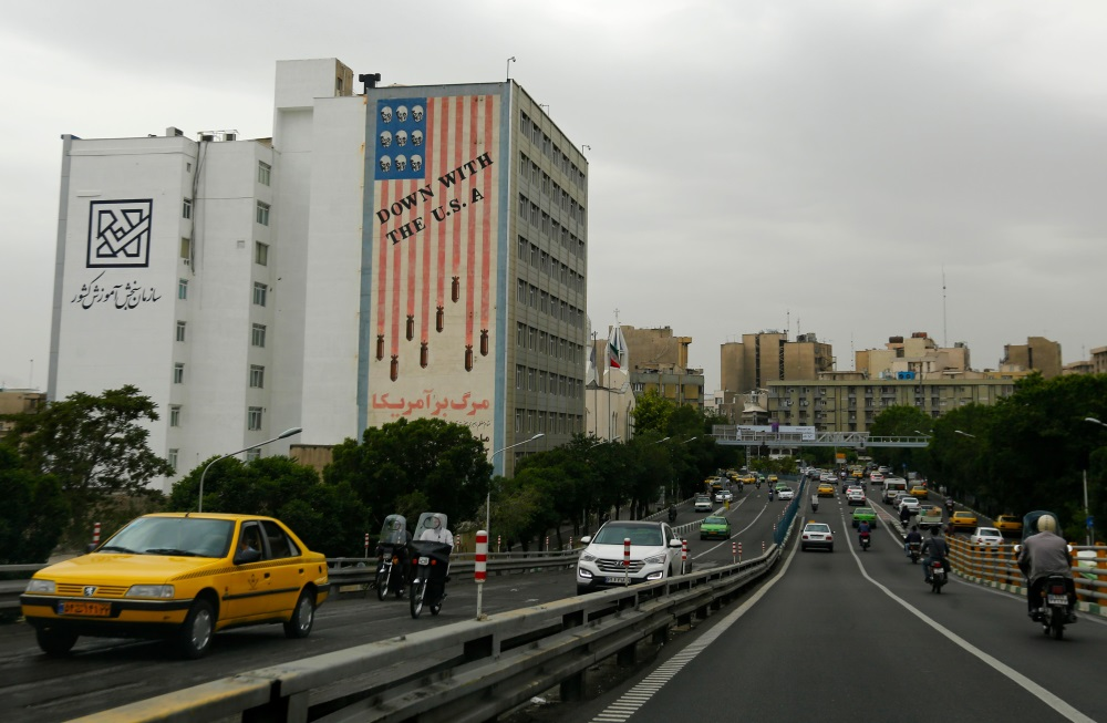 Teherāna, 08.05.2018.