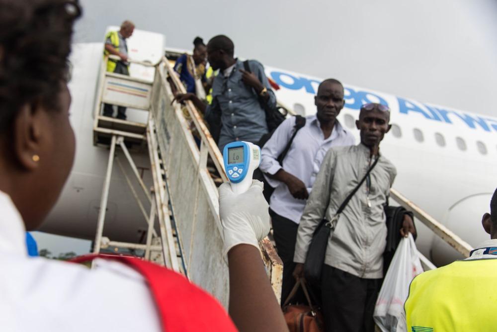 Kongo DR uzliesmojis Ebolas vīruss, mediķi uzsāk vakcināciju, 19.05.2018.