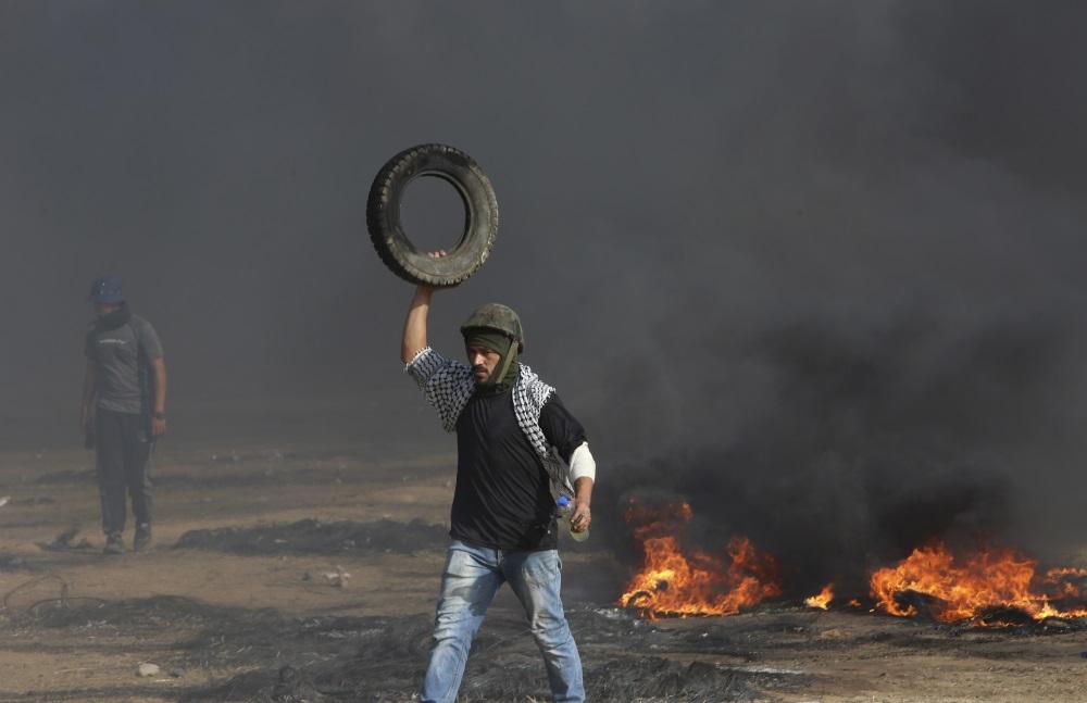 Gazas josla, 18.05.2018.