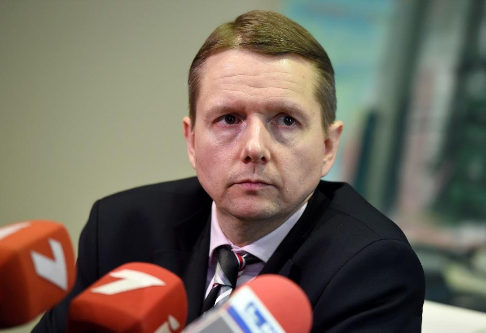 FKTK vadītājs Pēteris Putniņš.
