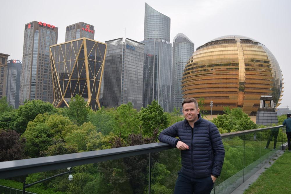 Biznesa augstskolas Turība Starptautiskā tūrisma fakultātes docētājs un Tūrisma pētniecības centra vadītājs Ēriks Lingebērziņs, 2018.