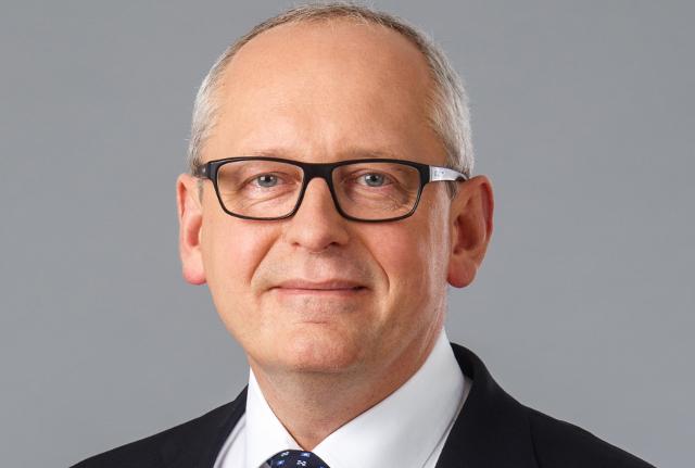 Rīgas Stradiņa universitātes rektors Aigars Pētersons