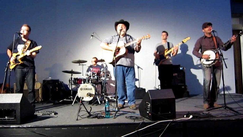 """Willie Jones Band"""
