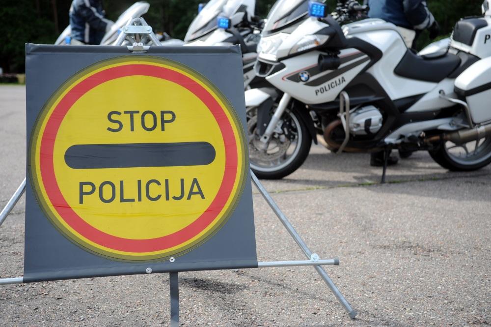 Arhīva foto. Kriminālpolicijai šogad ir iegādāti jauni netrafaretie motocikli, taču netiek atklāts, kuras kriminālpolicijas struktūrvienības motociklus izmanto.