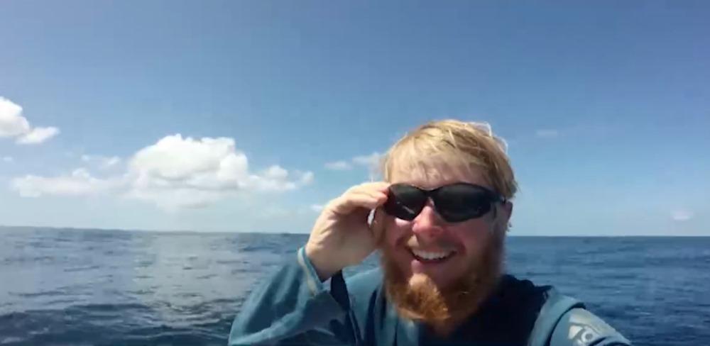 Kārlis Bardelis gatavojas vienatnē šķērsot okeānu.