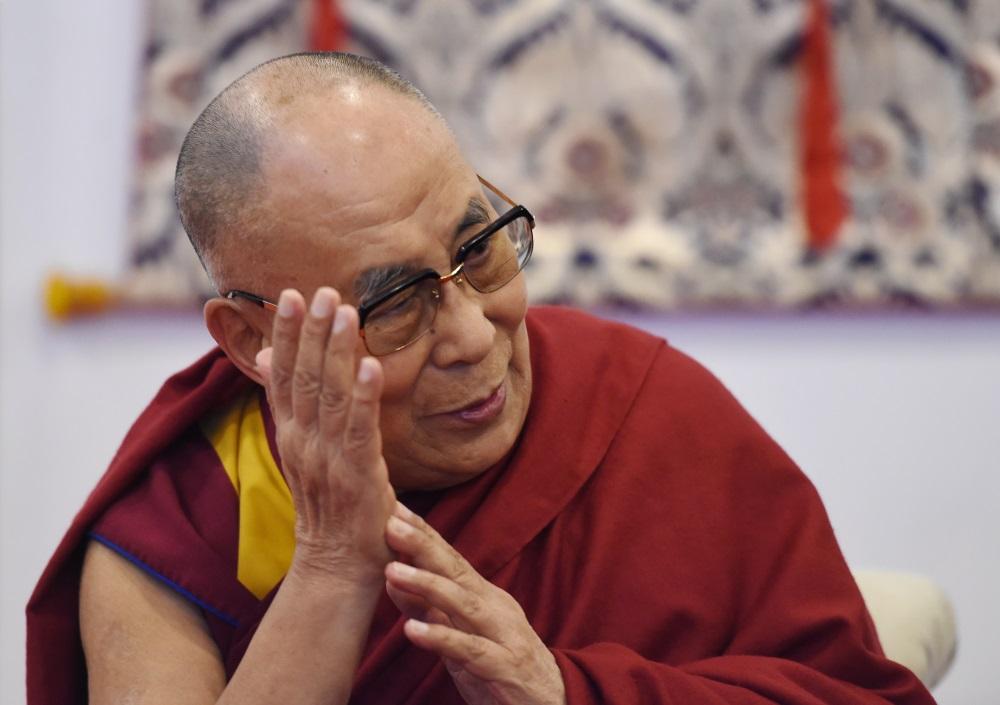 Viņa Svētība Dalailama.