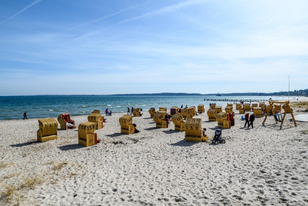 Baltijas jūra Vācijā.