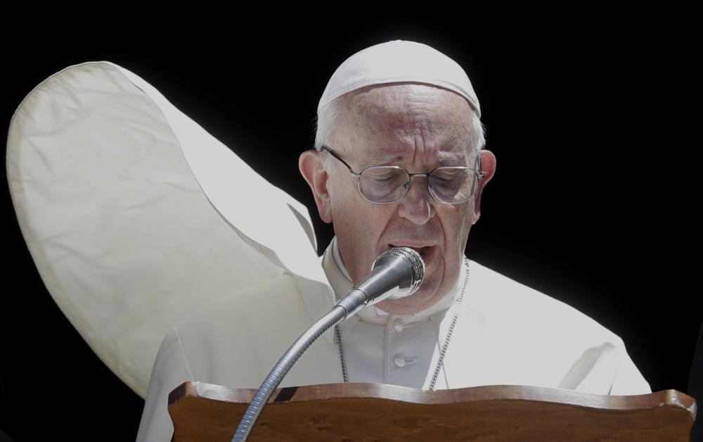 Pāvests Francisks, 08.07.2018.