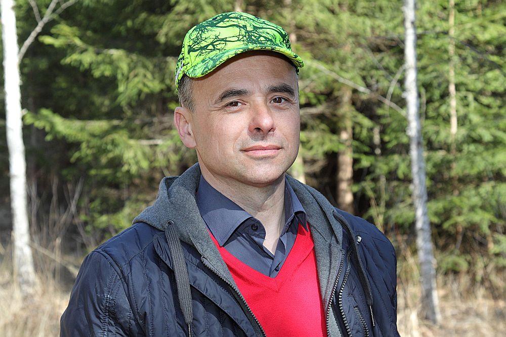 Artis Vaivods secina, ka 25 gadus vecu bērzu pirmais nogrieznis jau tagad der finierklucim.