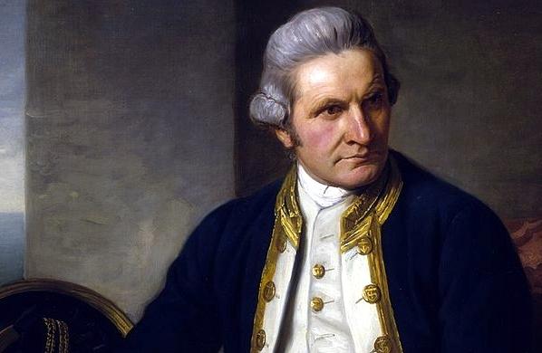 Džeimss Kuks (1728 – 1779)