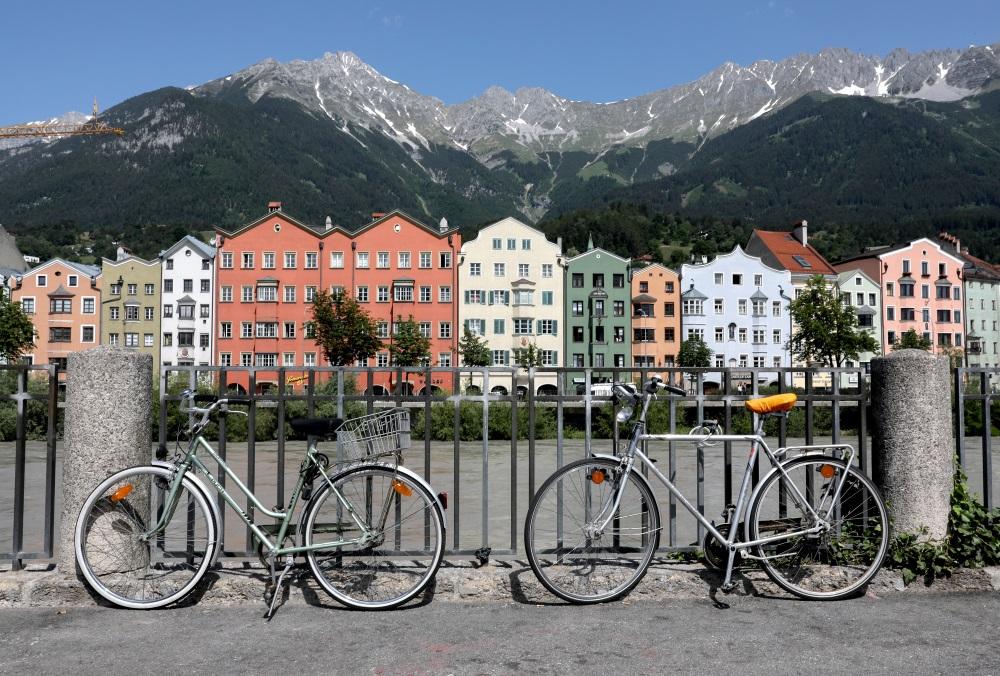 Ilustratīvs foto. Insbruka Austrijā.