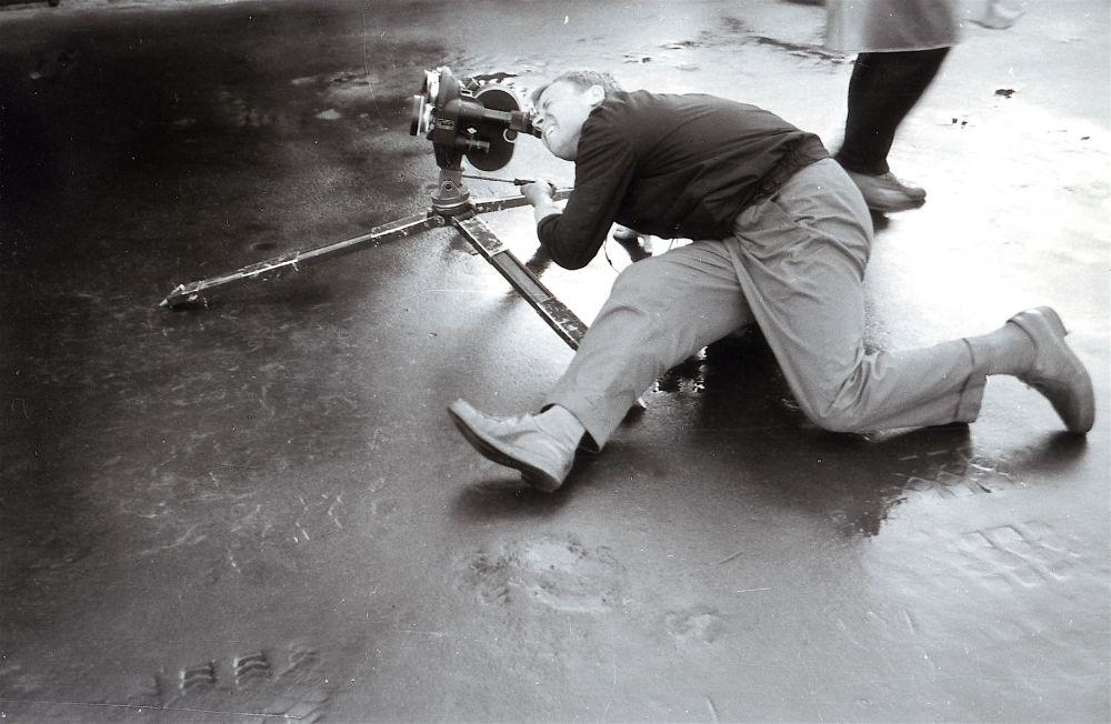 """""""Laika tilti"""" Herca Franka fotogrāfijā. Uldis Brauns 1961"""