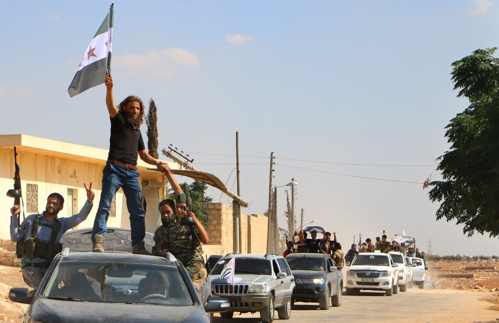 Sīrija, 11.09.2018.