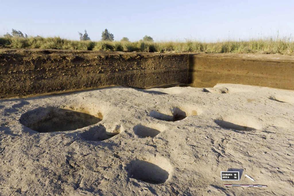 Arheologi Ēģiptē atraduši vienu no senākajiem zināmajiem Nīlas deltas ciemiem.