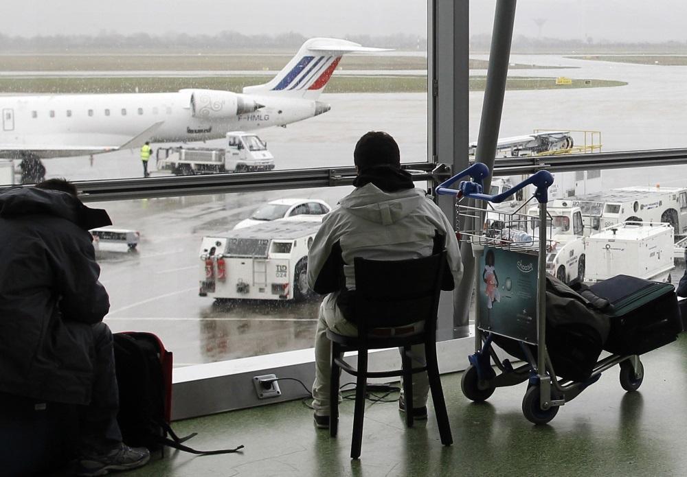 Lionas lidosta, 10.09.2018.