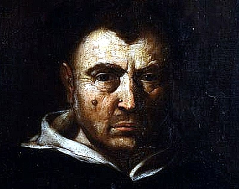 Tomazo Kampanella (1568 – 1639).