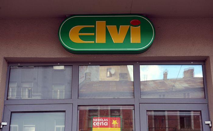"""Arhīva foto. """"Elvi"""" veikals."""
