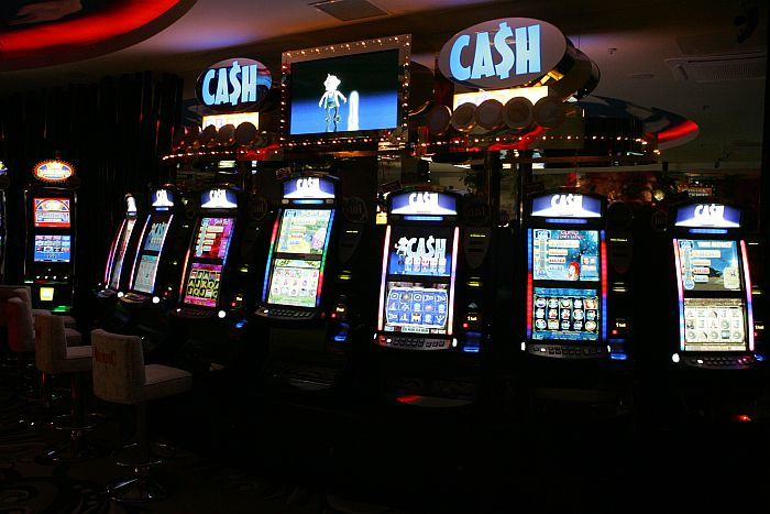 Azartspēļu automāti