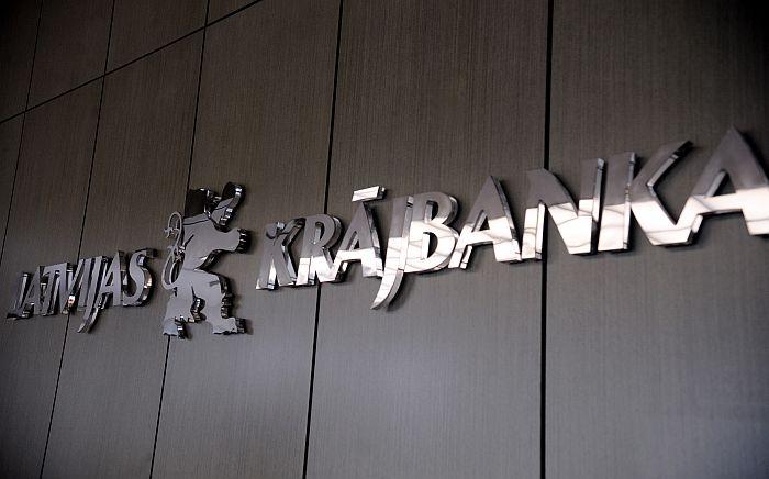 """AS """"Latvijas Krājbanka"""" logo."""