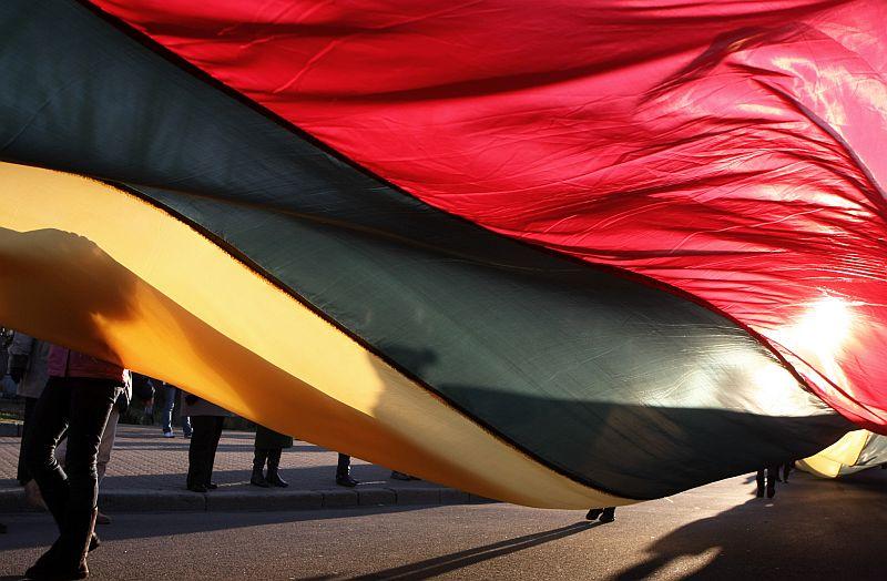 Lietuvas karogs.