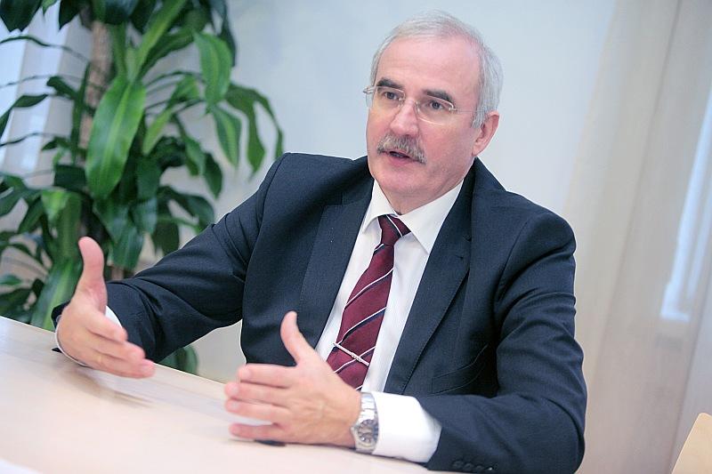 Jelgavas domes priekšsēdētājs Andris Rāviņš.