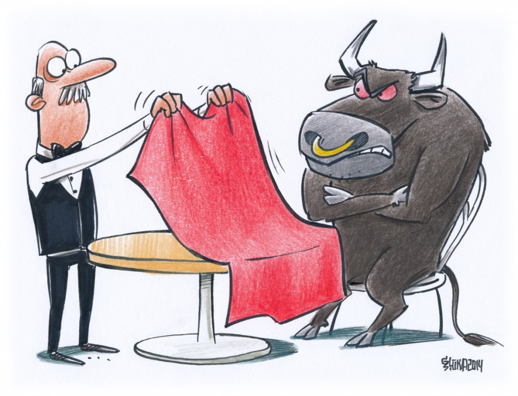 Ilustrācija - Gatis Šļūka