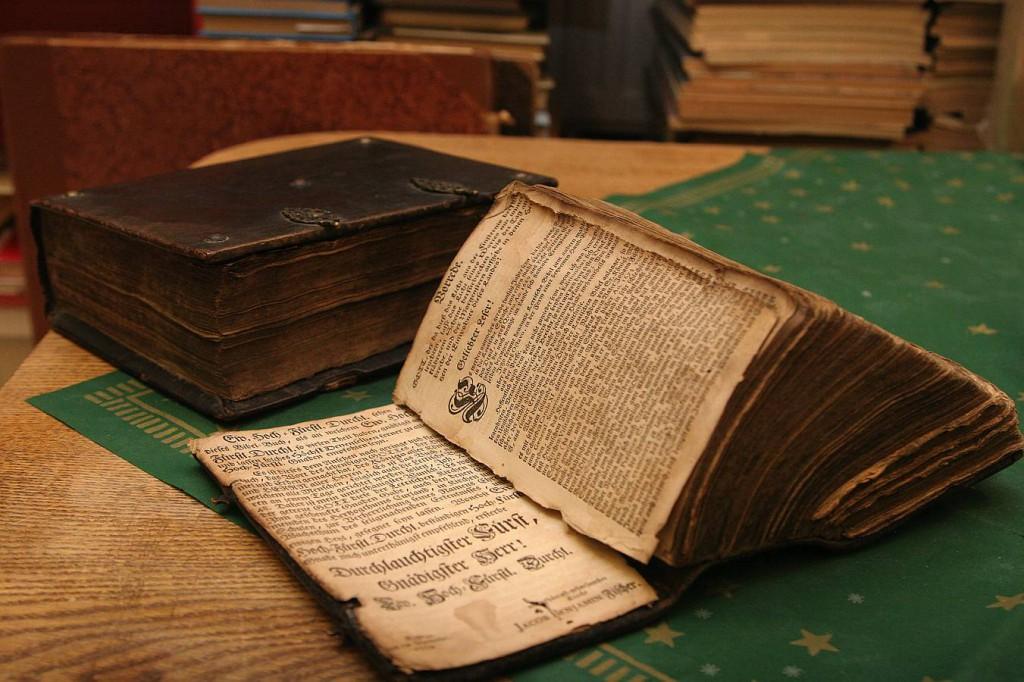 Viens no priekšlasijumiem diskusijā būs veltīts arī Ernsta Glika tulkotajai Bībelei.