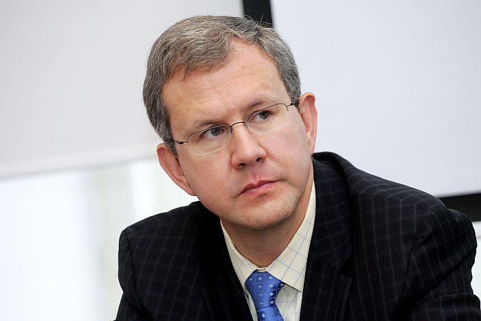 Rīgas Austrumu klīniskās universitātes slimnīcas Latvijas Onkoloģijas centra onkoloģijas galvenais speciālists Jānis Eglītis.
