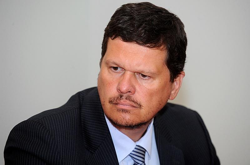 Vides aizsardzības un reģionālās attīstības ministrs Kaspars Gerhards (NA).