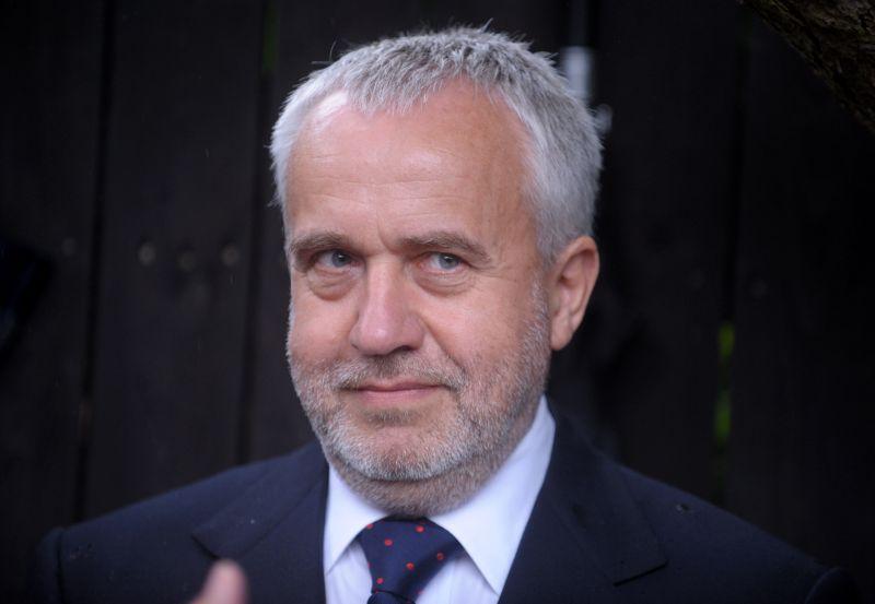 Ekspolitiķis Andris Šķēle