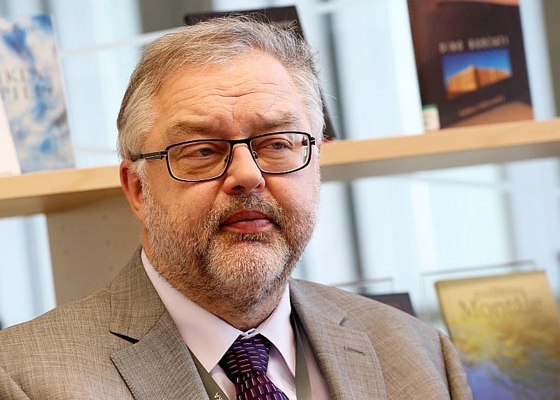 Latvijas Nacionālās bibliotēkas direktors Andris Vilks