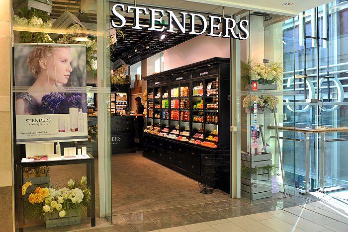 """Uzņēmuma SIA """"Stenders"""" veikals."""
