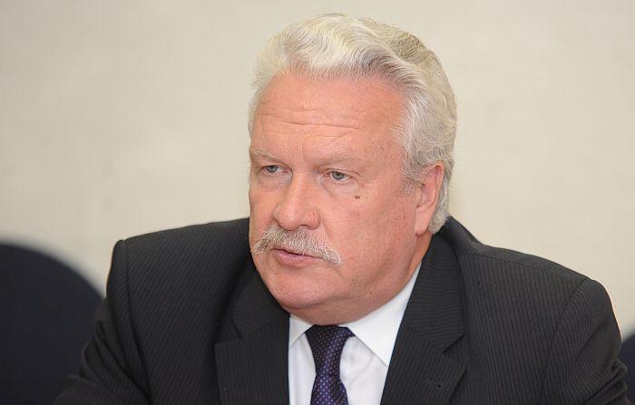 Zemkopības ministrs Jānis Dūklavs.