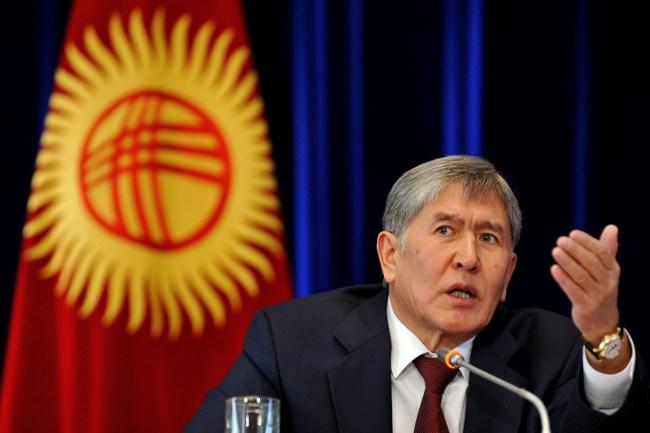 Almazbeks Atambajevs