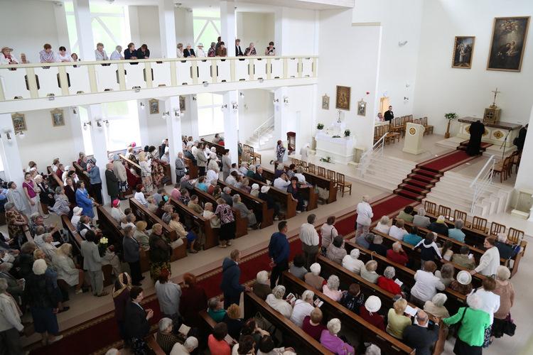 Rīgas Svētā Antona baznīcas iesvētīšanas svētki.