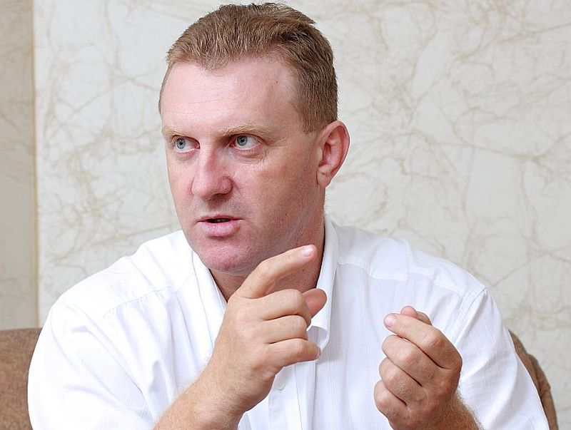 LLKC vadītājs Mārtiņš Cimermanis.