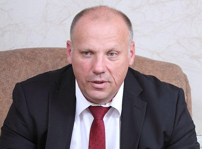 Aizsardzības ministrs Raimonds Bergmanis