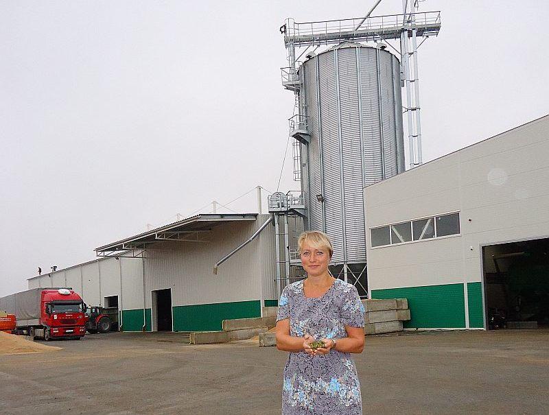 Iveta Savdona uzskata lucernu kā perspektīvu lopbarības augu, jo tirgus ir augošs. Galvenajos eksporta tirgos zāle vēl joprojām neaug, bet lopkopība ir attīstīta.