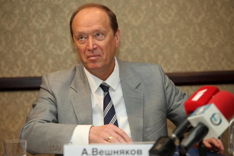 Krievijas vēstnieks Latvijā Aleksandrs Vešņakovs.