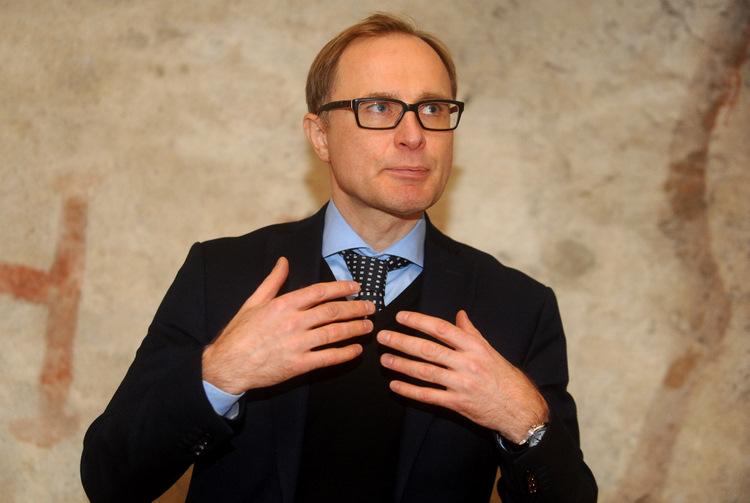 Latvijas Ārpolitikas institūta direktors Andris Sprūds.