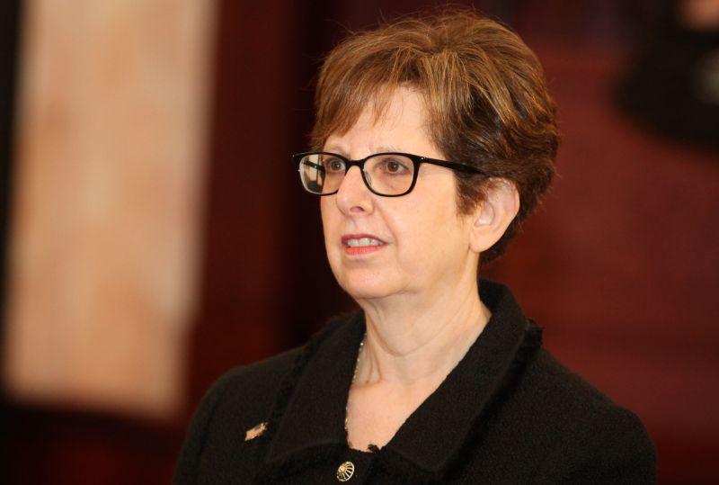 Amerikas Savienoto Valstu vēstniece Latvijā Nensija Bikofa Petita