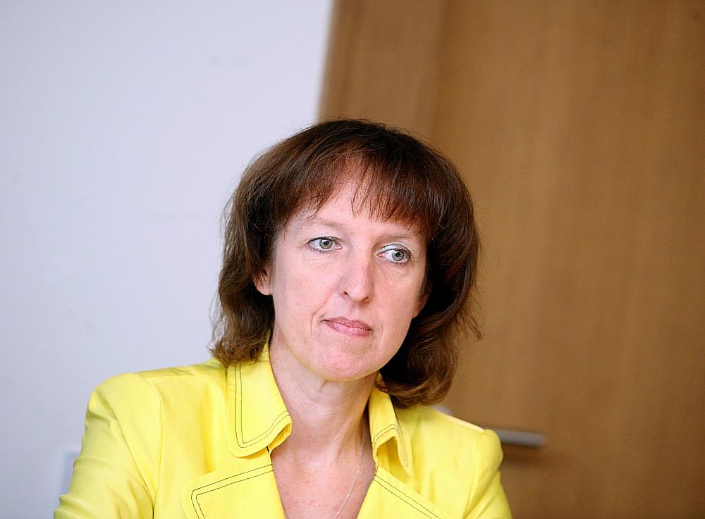 Inga Bērziņa, Kuldīgas novada domes priekšsēdētāja