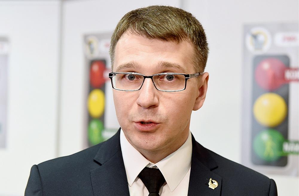 Jaroslavs Streļčenoks.