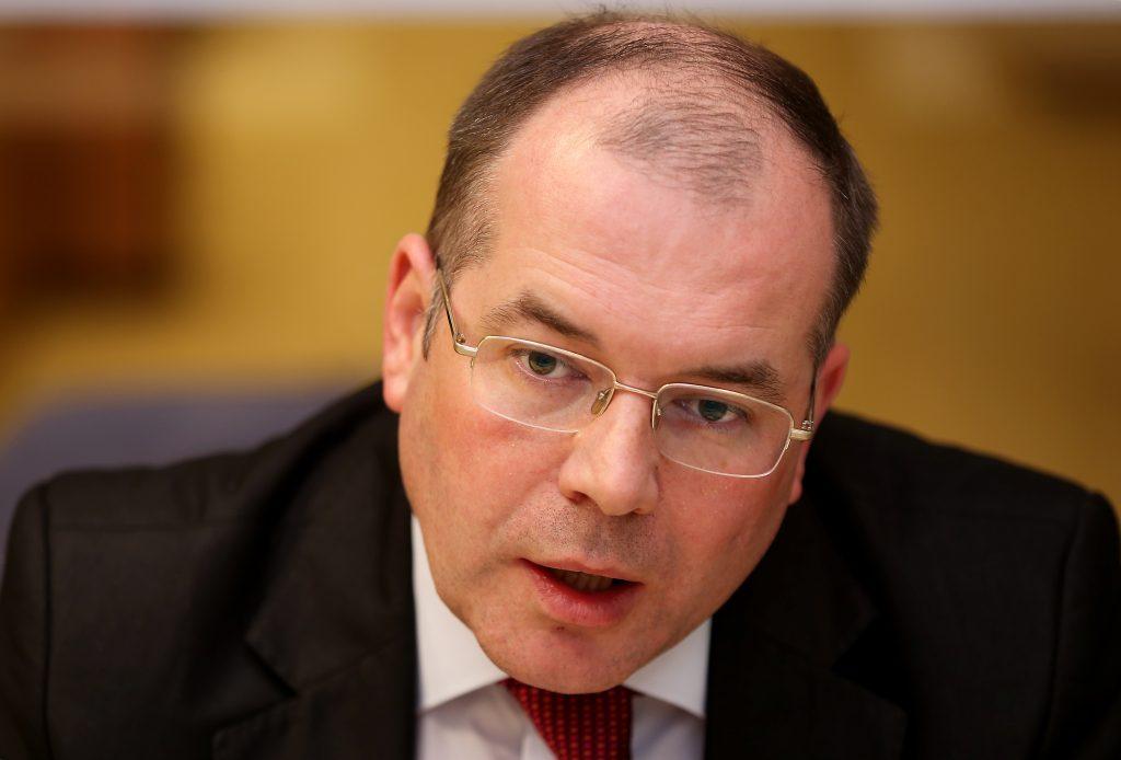 Eiropas Parlamenta deputāts Andrejs Mamikins.