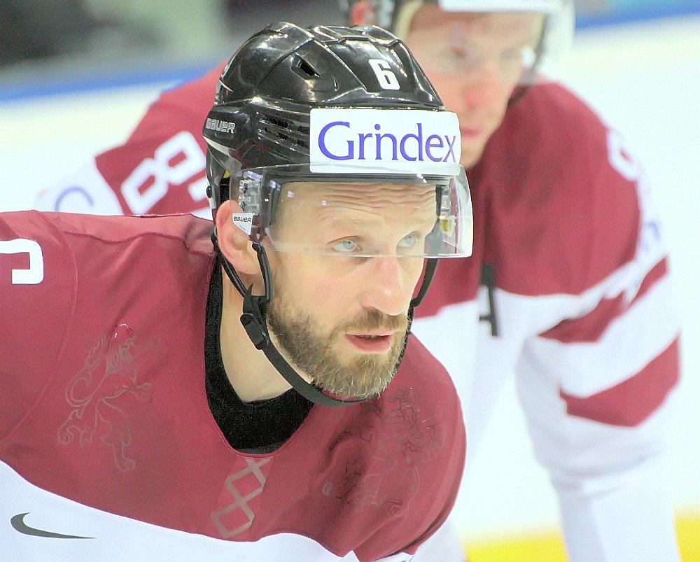 Arvīds Reķis 40 gadu vecumā nolēmis likt punktu hokejista karjerai.