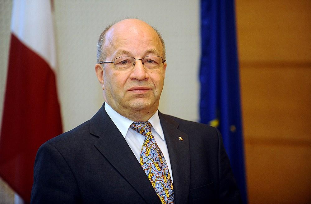 Henriks Danusēvičs, Latvijas Tirgotāju asociācijas prezidents