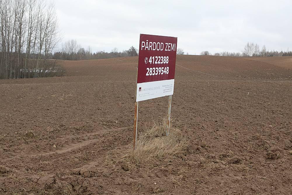 Lauksaimniecības zeme