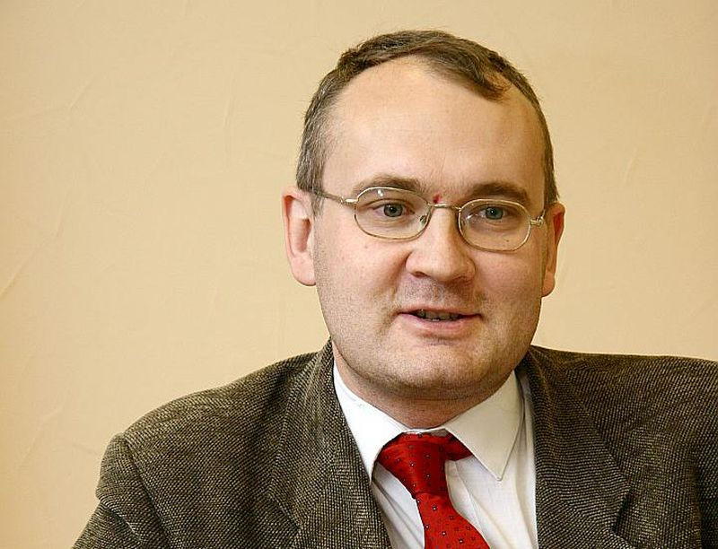 Dr. iur. Jānis Grasis, RSU Juridiskās fakultates vadošais pētnieks.