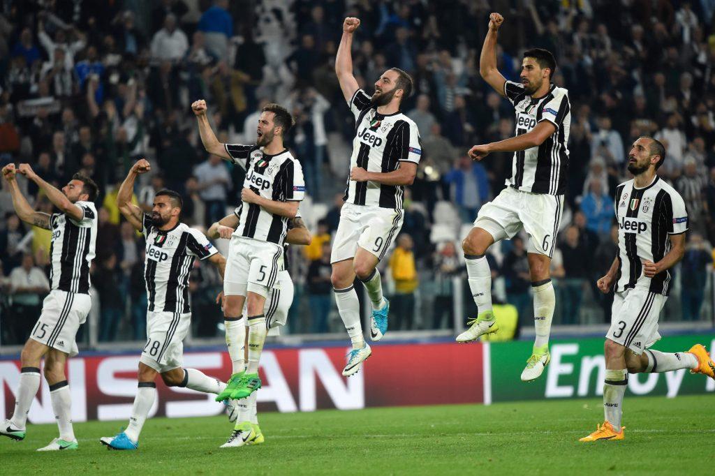 """Itālijas titulētais futbola klubs """"Juventus""""."""