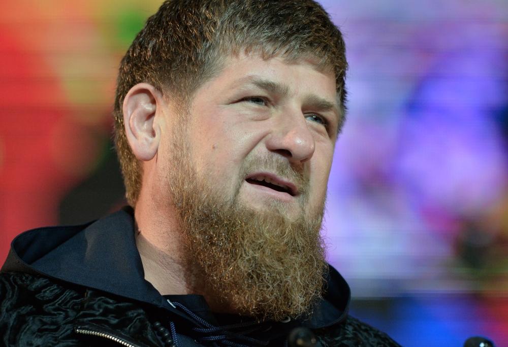 Ramzans Kadirovs.